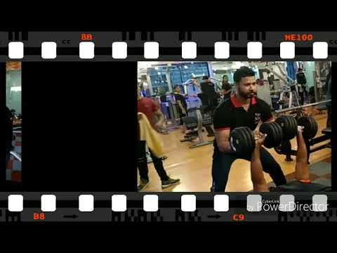 Take A Short Teaser Of How We Train @ V4s Fitness Gym, Vashi