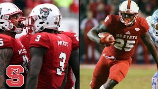 Top 3 Breakout Candidates | NC State Football 2018