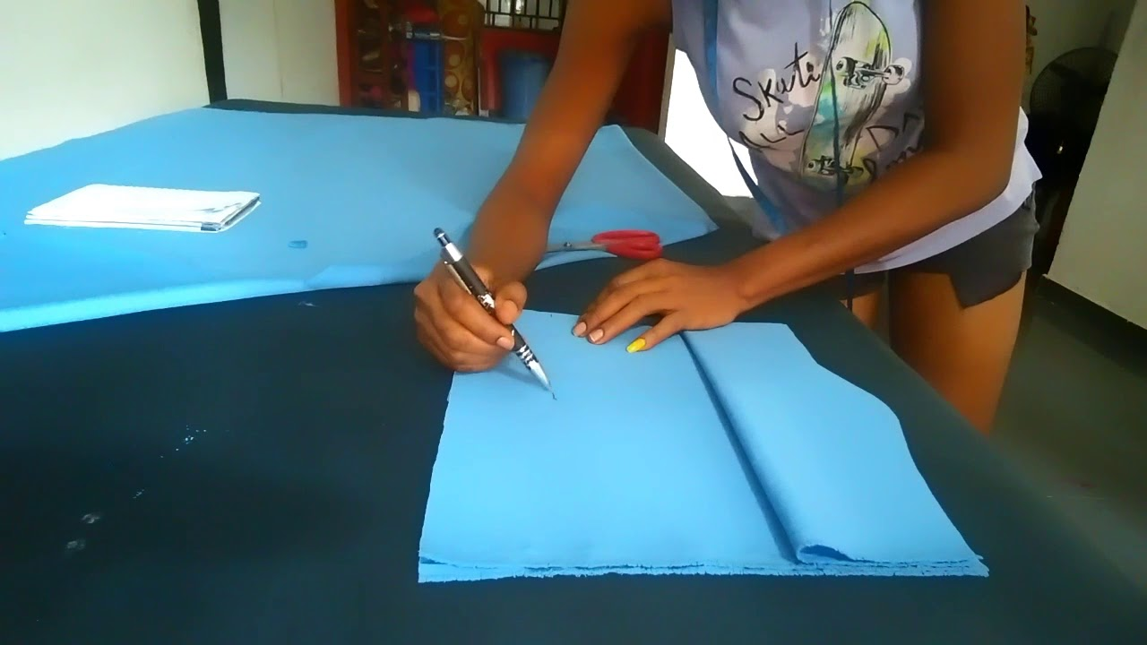 Download How to cut and sew a breast pad/How to see a blouse from start to finish
