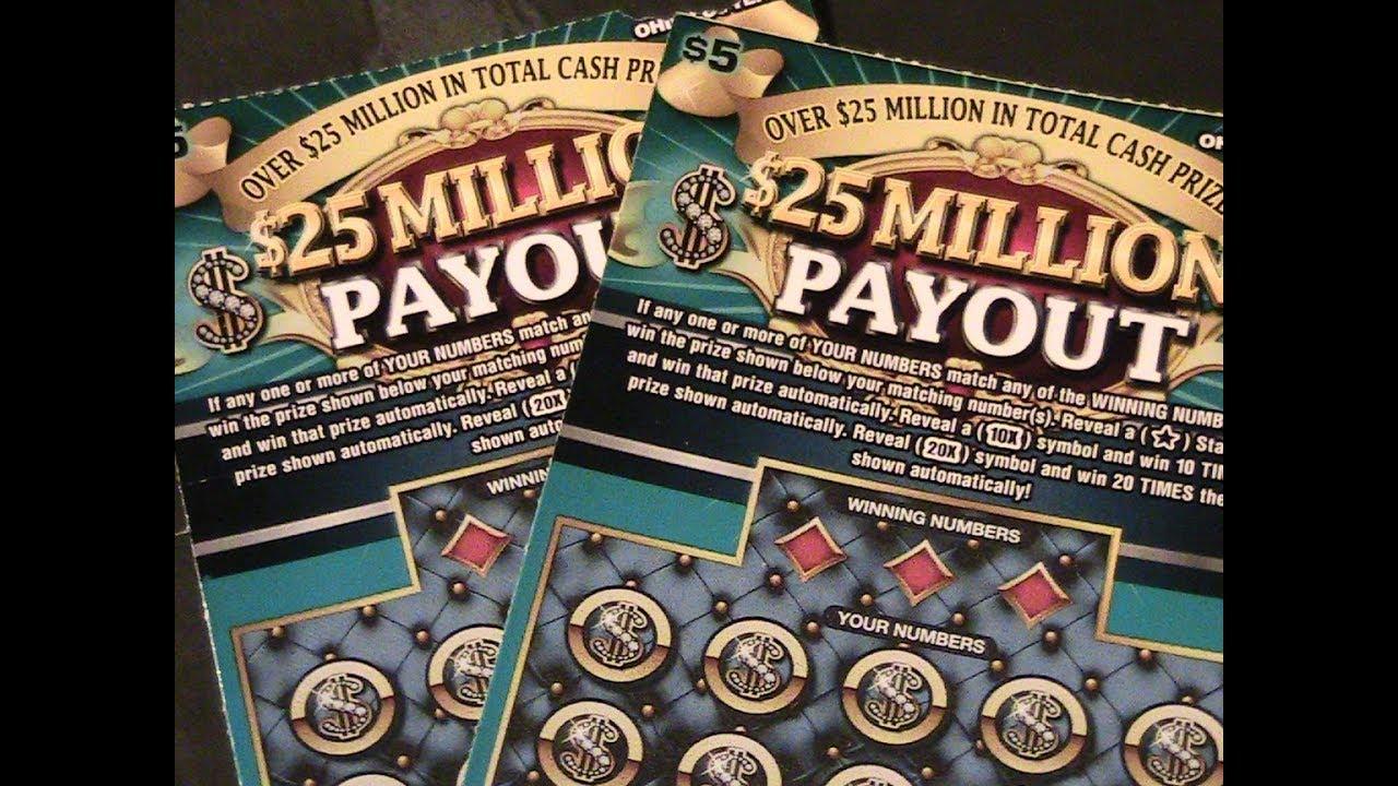Classic Lottery Ohio Payouts