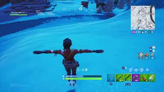Infinite Ice Shoes Glitch! | Fortnite Battle Royale
