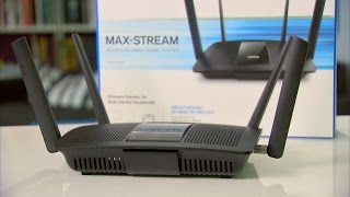 The Linksys EA8500 Wi-Fi router is one of a kind, for now