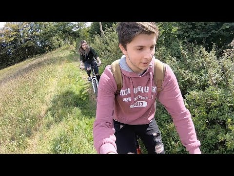 Bike Ride and Picnic Adventure / Getting Back to Nature