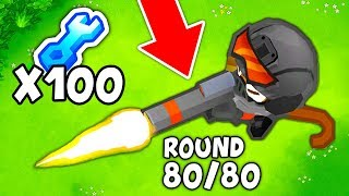 The FASTEST Sniper Monkey in BTD6