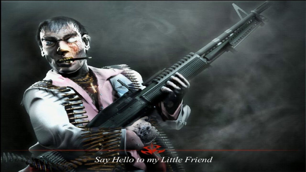 Hitman Codename 47 Mission 7 Say Hello To My Little Friend