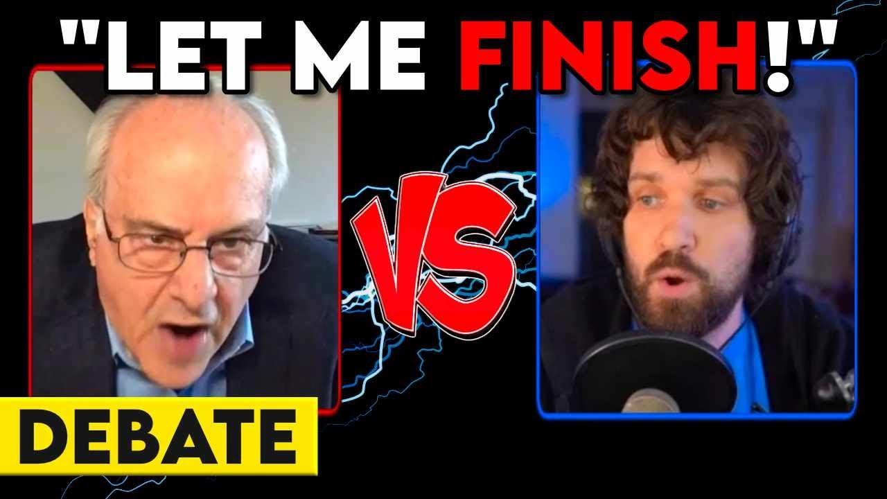 """Download """"You Are Just WRONG!"""" - Richard Wolff Debate Gets HEATED"""