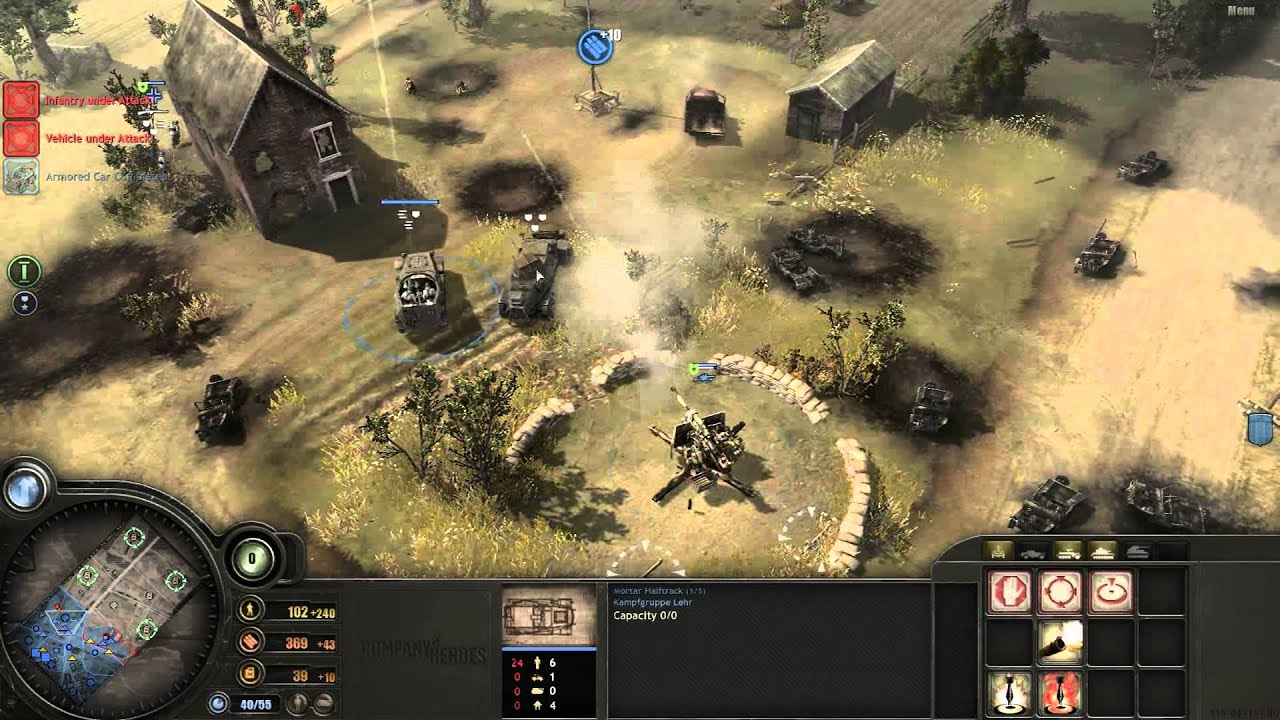 Company Of Heroes: Gold Edition [COH]   PC   Wolfheze ...