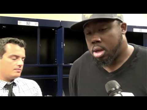 BTP SPORTS - Nick Fairley Post Game  Interview