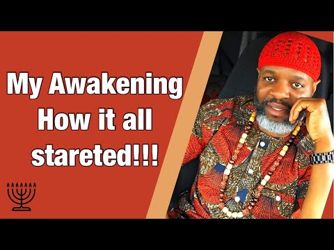 My awakening as a Hebrew Israelite from the Christian Church.