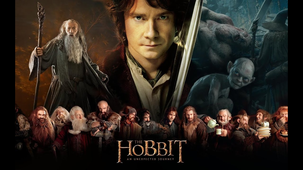 The Hobbit An Unexpected Journey Quotes Youtube
