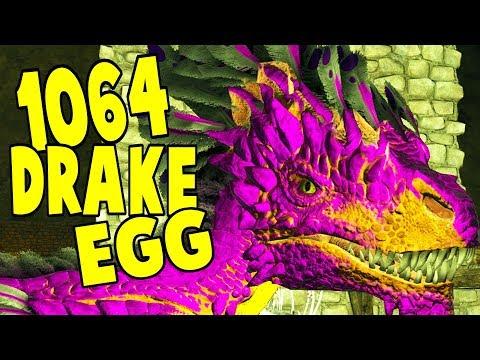 Insane High Level Drake Egg | ARK Aberration Modded Pugnacia Gameplay on TheOtherGuys Server | E03