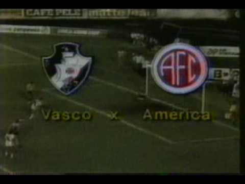 Chamada Copa RIO 1988 - Rede Manchete