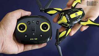 Best Foldable Drones - Portable Drones With Camera