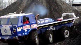 Jazda ciężarówką OFF ROAD – Ostrawa video