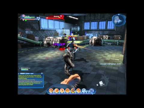 DC Universe Online Mission: Get To Level 30 Part 2