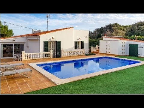 Country house in perfect condition, Sant Lluís, Menorca.