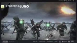 Storming Juno - Interactive Trailer