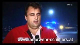 Feuerwehr Schlitters - Tirol Heute Horror Unfall Fügen