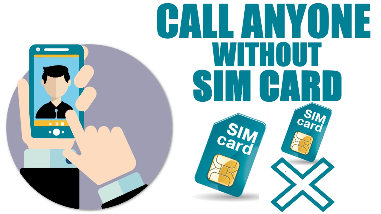 Absolutely Free Youtube Anyone Card Call Hindi How - To Without Sim 2017