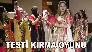 Kına gecesi/ Testi/ Turkish henna night, dance of bride with jug