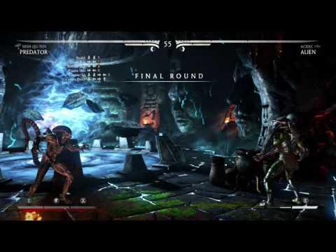 Jameson Playz:MKXL Alien v Predator