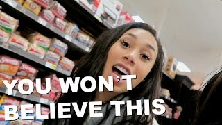 YOU WON'T BELIEVE THIS!!!!!!