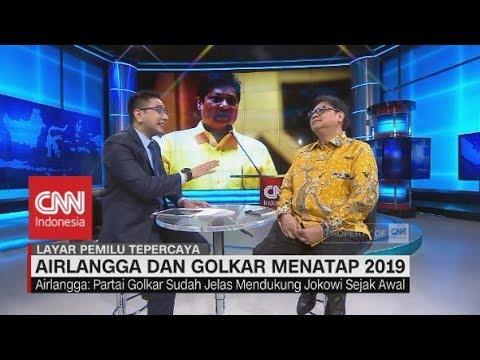 Golkar Tidak Setuju Cawapres Jokowi Mewakili Kelompok Agama