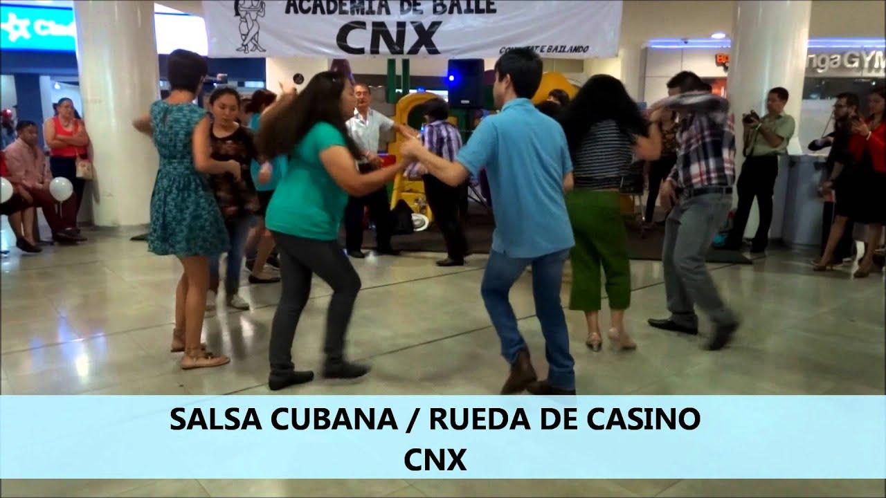 aprende a bailar rueda de casino-parte 1