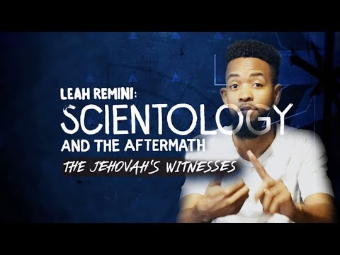 A&E Leah Remini Scientology Jehovah's Witnesses Documentary Live Stream Reaction