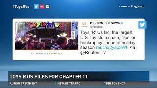 Toys R Us files for bankruptcy thumbnail