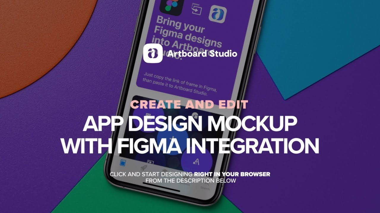 Create UI / UX Mockups With Your Figma Designs