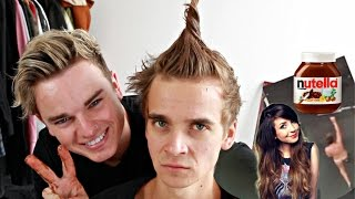 One of Jack Maynard's most viewed videos: REAL WOULD YOU RATHER | ft. ThatcherJoe