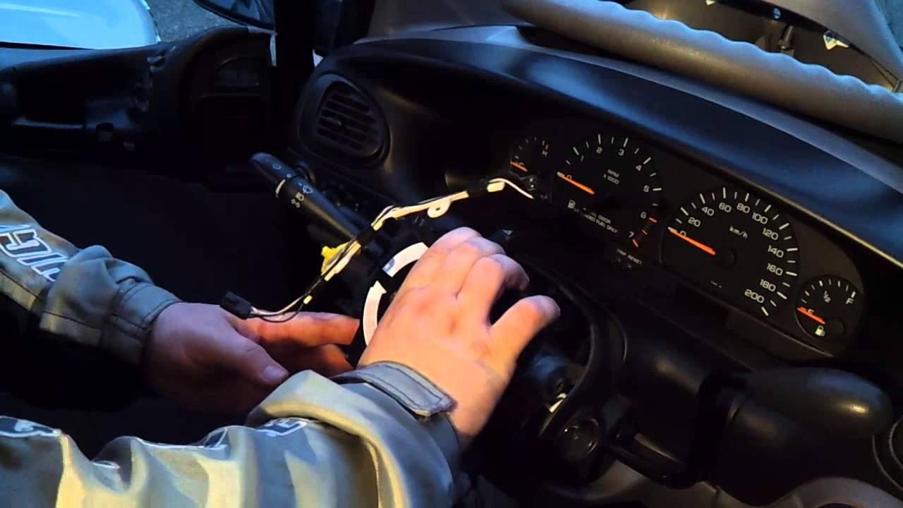 Chrysler Voyager Tempomat Kontakte  Airbagschneke