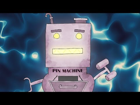 The FilmCow Enamel Pins Song