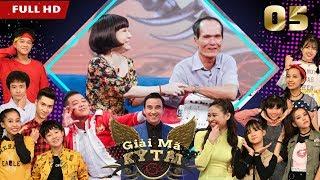GIẢI MÃ KỲ TÀI | GMKT #5 FULL | Độc thủ lục huyền cầm hạnh phúc đệm đàn cho NSƯT Thanh Kim Huệ