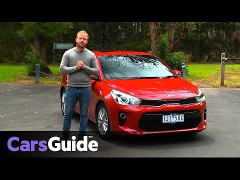Kia Rio 2017 review | first drive video