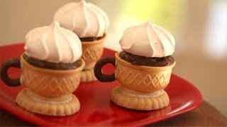 How to Make Edible Teacups | Kin Community