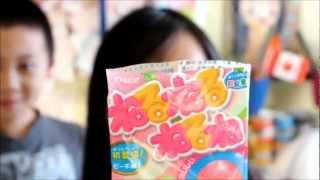 Kracie Nerunerunerune Peach Flavoured :)