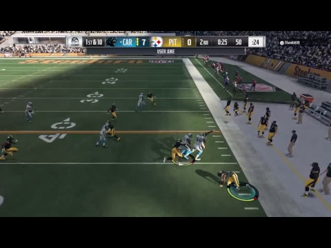First Panthers game post  K Benjamin