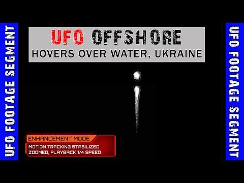 UFO SIGHTING VIDEO • New Encounter in Ukraine • ENHANCED