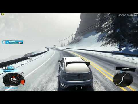 The Crew Closed Beta - Mountain States Road Trip