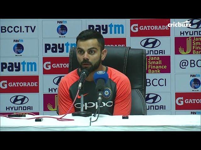 Umesh's performance makes for a good selection headache - Kohli