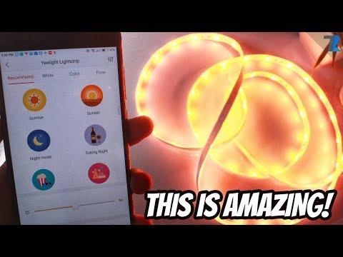 Xiaomi Yeelight Smart Light Strip With WiFi App Support