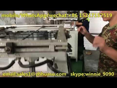 Veinas Manual Hot Cutting Epe Foam Machine