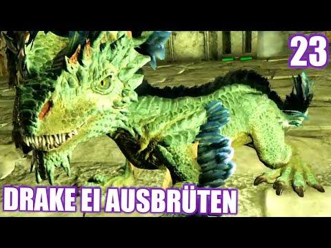 Ark Aberration #23 Drache ausbrüten | Let's Play Deutsch || Gameplay German
