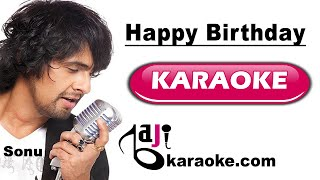 Happy Birthday - Ishq Forever - Video karaoke, by BAJI KARAOKE Hindi