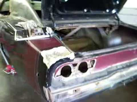 1968 Dodge Charger Project Getting Mini Tubbed Youtube