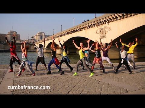 "Francesca Maria - ""Zumba High"" / Zumba® choreo by team ZumbaFrance"