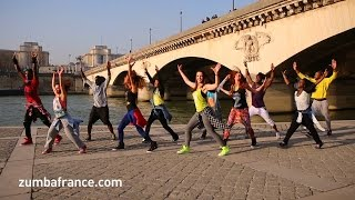 "Francesca Maria - ""Zumba High"" / Zumba® choreo by team ZumbaFrance"
