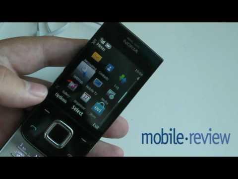 Nokia 5330 Xpressmusic/Mobile TV Edition Demo